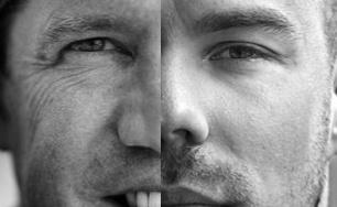 Ilija Batljan och Daniel Suhonen, två socialdemokrater - eller en moderat och en vänsterpartist? För mig är svaret inte självklart.