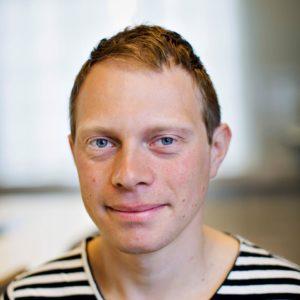 Jimmy Sand. Foto: Johan Wingborg
